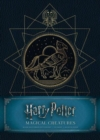 Harry Potter: Magical Creatures Hardcover Blank Sketchbook - Book