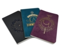 Harry Potter: Spells Pocket Journal Collection : Set of 3 - Book