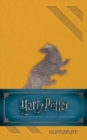 Harry Potter: Hufflepuff Ruled Pocket Journal - Book