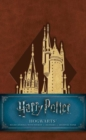 Harry Potter: Hogwarts Ruled Pocket Journal - Book