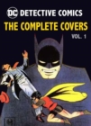 DC Comics: Detective Comics : The Complete Covers Volume 1 - Book