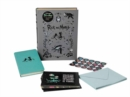 Rick and Morty Deluxe Note Card Set : With Keepsake Book Box - Book