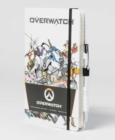 Overwatch: Hardcover Ruled Journal With Pen - Book
