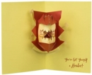 Harry Potter: Howler Pop-Up Card - Book