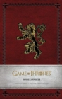 Game of Thrones: House Lannister Ruled Notebook - Book