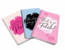 Mean Girls Pocket Notebook Collection : Set of 3 - Book