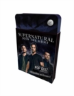 Supernatural Pop Quiz Trivia Deck - Book