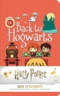 Harry Potter: Back to Hogwarts Ruled Pocket Journal - Book