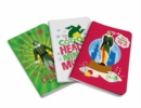 Elf Pocket Notebook Collection : Set of 3 - Book