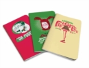 A Christmas Story Pocket Notebook Collection : Set of 3 - Book