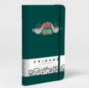 Friends Hardcover Ruled Journal - Book