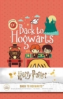 Harry Potter: Back to Hogwarts Hardcover Ruled Journal - Book