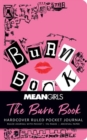 Mean Girls: The Burn Book Ruled Pocket Journal - Book