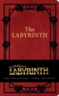 Labyrinth Hardcover Ruled Journal - Book