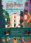 Harry Potter: Exploring Diagon Alley : An Illustrated Guide - Book