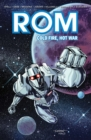 Rom Cold Fire, Hot War - Book