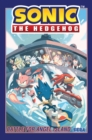 Sonic The Hedgehog, Vol. 3 Battle For Angel Island - Book