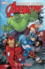 Marvel Action Avengers The New Danger (Book One) - Book