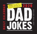 Dad Jokes Daily Calendar 2020 - Book