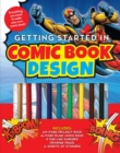 Getting Started in Comic Book Design - Book