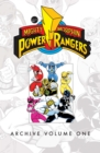 Mighty Morphin Power Rangers Archive Vol. 1 - Book