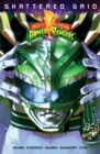 Mighty Morphin Power Rangers: Shattered Grid - Book