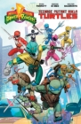 Mighty Morphin Power Rangers/Teenage Mutant Ninja Turtles - Book