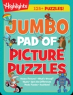 Jumbo Pad of Picture Puzzles - Book