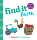 Find it Farm : Baby's First Puzzle Book - Book