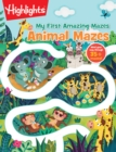 Animal Mazes - Book