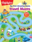 Travel Mazes - Book