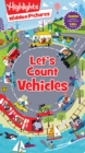 Hidden Picture Let's Count Vehicles - Book