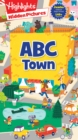 Hidden Picture ABC Town - Book