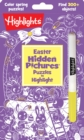 Easter Hidden Pictures Puzzles to Highlight - Book