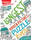 Longest Hidden Pictures Puzzle Ever - Book