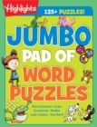 Jumbo Pad of Word Puzzles - Book