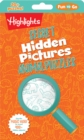 Secret Hidden Pictures (R) Animal Puzzles - Book