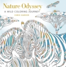 Nature Odyssey : A Wild Coloring Journey - Book