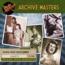 Archive Masters, Volume 1 - eAudiobook