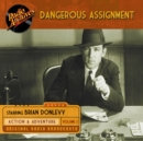 Dangerous Assignment, Volume 4 - eAudiobook