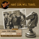 Have Gun, Will Travel, Volume 4 - eAudiobook
