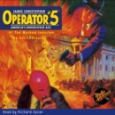 Operator #5 #1 The Masked Invasion - eAudiobook