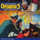 Operator #5 #10 The Red Invader - eAudiobook
