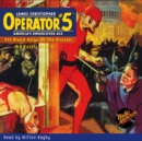 Operator #5 #14 Blood Reign of the Dictator - eAudiobook