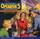 Operator #5 #15 Invasion of the Yellow Warlords - eAudiobook