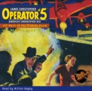 Operator #5 #17 Hosts of the Flaming Death - eAudiobook