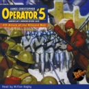 Operator #5 #19 Attack of the Blizzard Men - eAudiobook