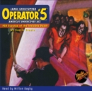 Operator #5 #20 Scourge of the Invisible Death - eAudiobook