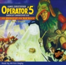 Operator #5 #21 Raiders of the Red Death - eAudiobook