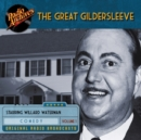 The Great Gildersleeve, Volume 1 - eAudiobook